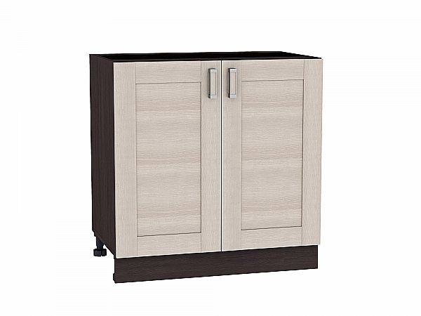 Шкаф нижний Лофт Н800 (Cappuccino Veralinga)