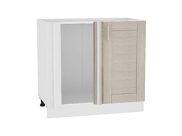 Шкаф нижний угловой Лофт НУ990 (Cappuccino Veralinga)