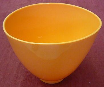 Миска косметическая каучуковая, 13 см