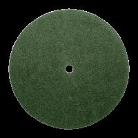 Isistem Нетканый абразивный круг NWD 300мм. x 22мм., Green