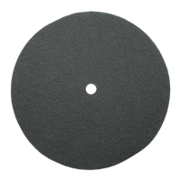 Isistem Нетканый абразивный круг NWD 300мм. x 22мм., Super Ultra Fine