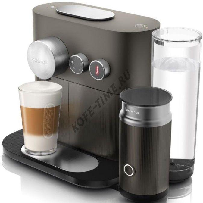 Кофемашина DeLonghi Nespresso EN355.GAE