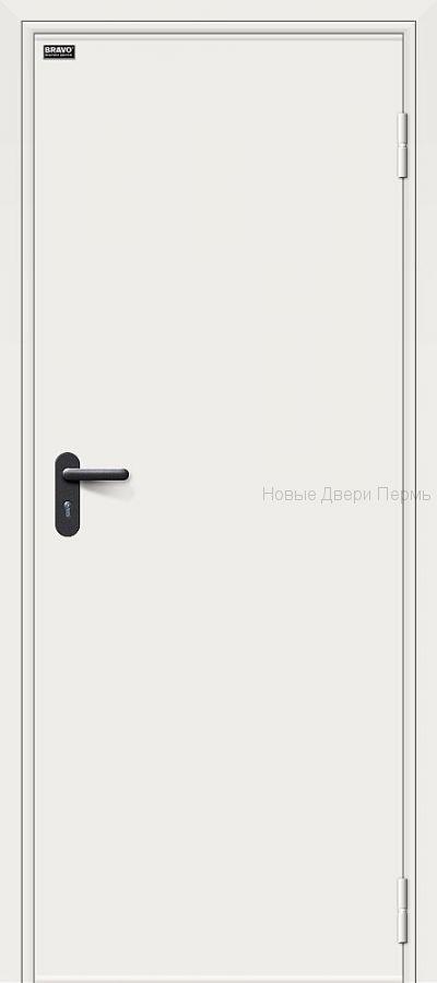 Противопожарная дверь ДП-1  (205*98 Лев.)