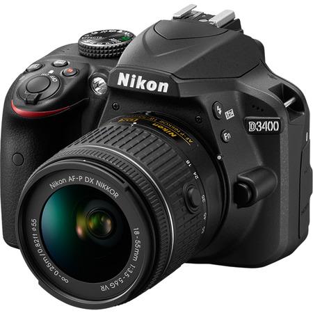 Nikon D3400 Kit Af-p 18-55 AF-P VR