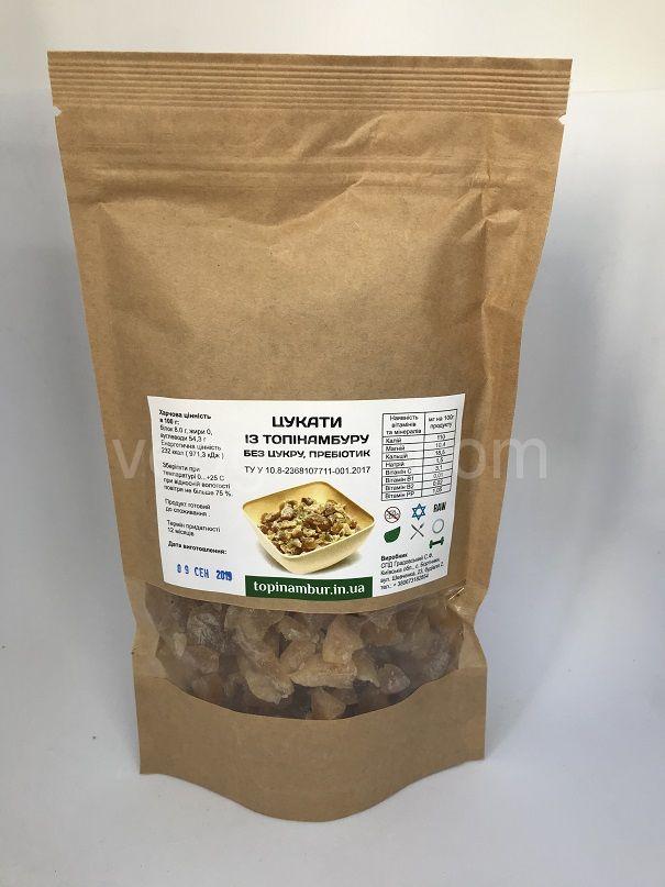 Цукаты из топинамбура без сахара  , 100 грамм