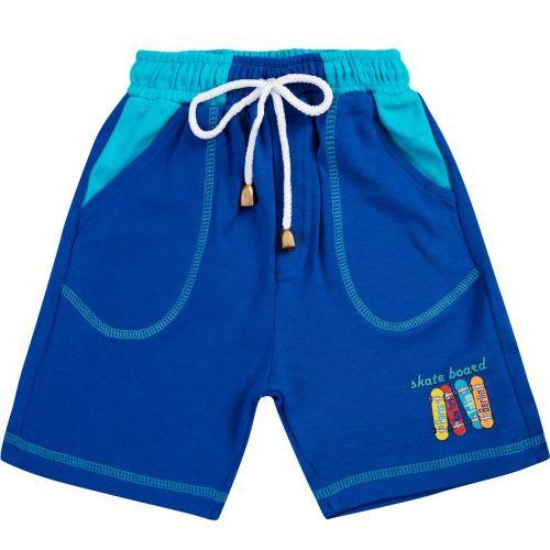 Шорты для мальчика Bonito kids 2-5 лет синие