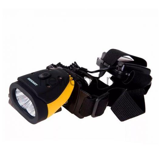 Налобный фонарь rx-02 REXANT