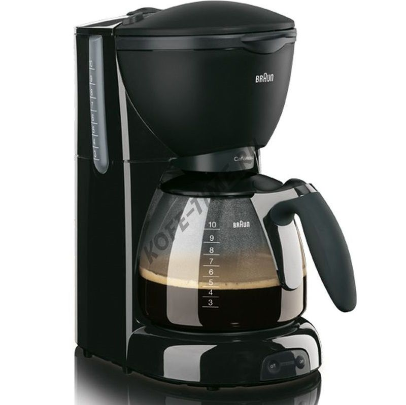 Кофеварка Braun KF 560