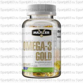 Omega-3 Gold от Maxler (120капс)