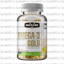 Omega-3 Gold от Maxler (120капс; 240)