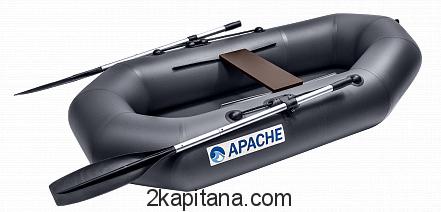 Лодка Гребная надувная Апачи 220