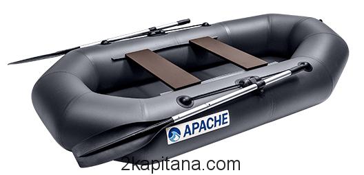 Лодка Гребная надувная Апачи 240
