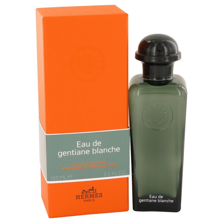 Одеколон Hermes Eau Gentiane Blanche 100 мл - подарочная упаковка