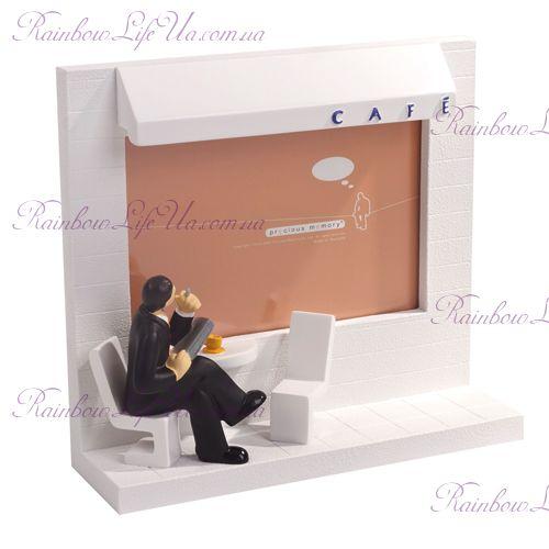 """Фоторамка кафе """"Precious Memory"""""""