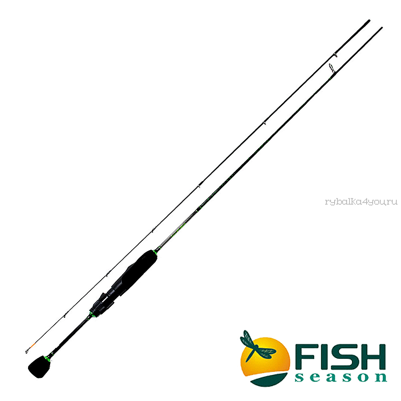 Спиннинг Fish Season Fario Trout Stream FNTS662UL 1,98 м / тест 2 - 8 гр
