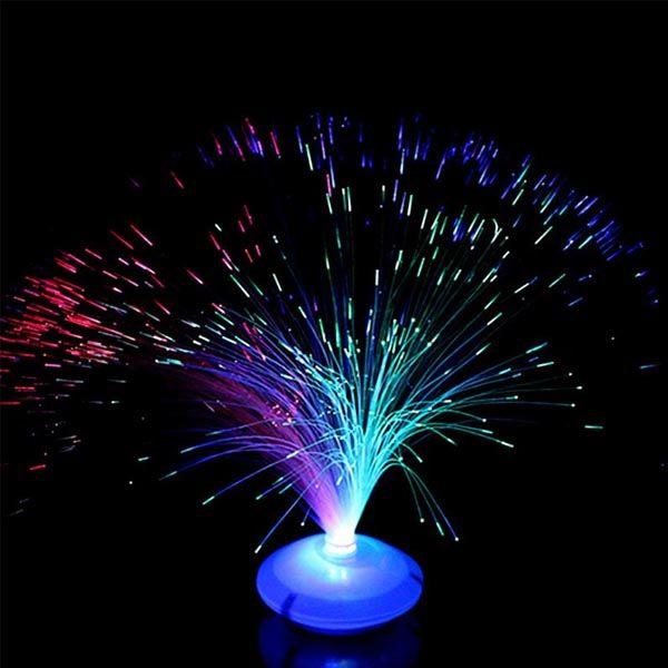 Светильник- ночник Нежность, Цвет: Синий