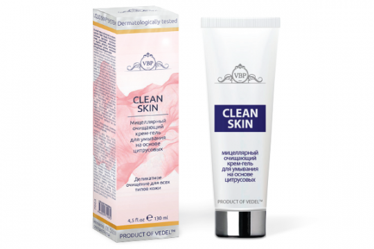 Очищающий крем-гель | VBP Liquid Skin