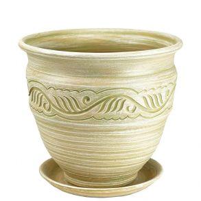 горшок неаполь вьюн св.оливка 3 5-24 (70-324)