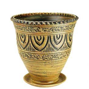 горшок греческий 2 (песок) 33см 5-13 (8-213)