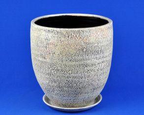 горшок Текстура беж.4 5-22 (58-422)