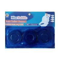 Чистящие таблетки для сливного бачка унитаза Blue Bubble, 3 шт