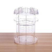Вращающийся Органайзер Для Косметики GW-288 Cosmetic Storage Box Rotative Rack (6)