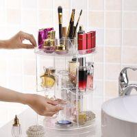 Вращающийся Органайзер Для Косметики GW-288 Cosmetic Storage Box Rotative Rack (1)