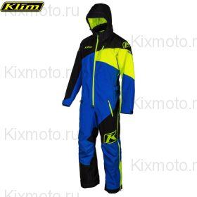 Комбинезон Klim Ripsa - Skydiver Blue Hi-Vis