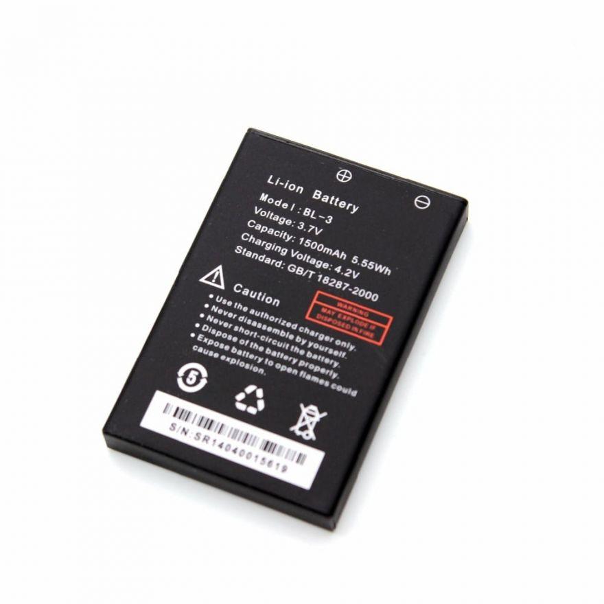 Аккумулятор BL-3 для рации Baofeng BF-R5, BF-T6, UV-3R