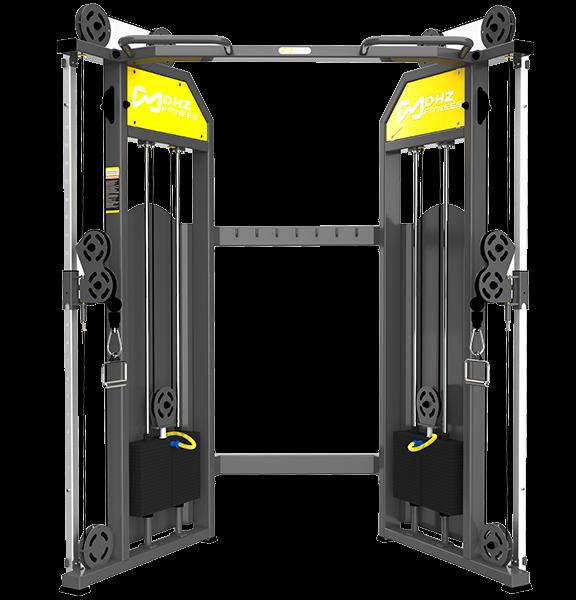 A3017 Комплекс для функциональных тренировок (FTS Glide). Стек 100 кг*2