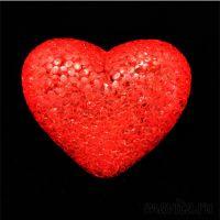Светодиодный светильник в форме сердца Loving