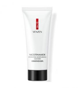 """Очищающая пенка для умывания """"Nicotinamide Cleanser"""" Venzen.(29152)"""