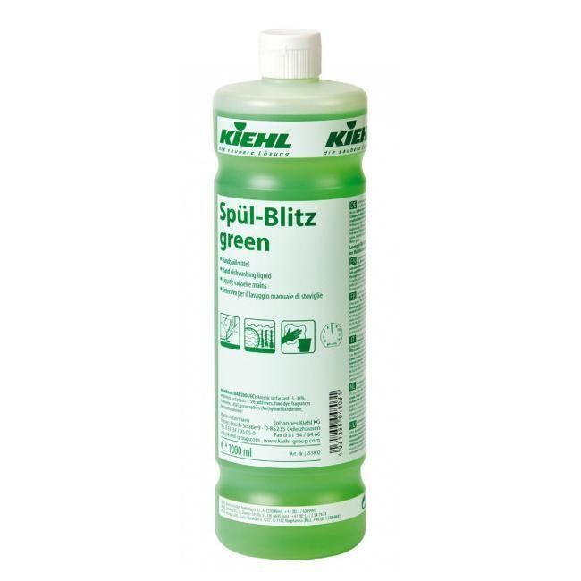 Kiehl Spul blitz green Средство для мытья посуды с усилителем блеска, концентрат, 1л