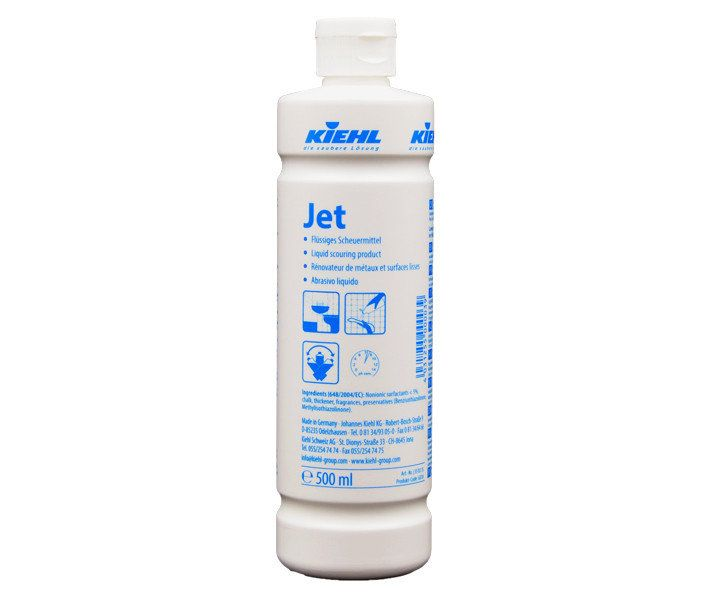 Kiehl Jet Чистящий крем с твёрдыми включениями для удаления загрязнений, 500мл