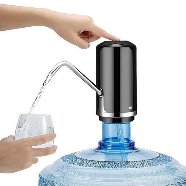 Автоматический насос для воды Charging Pump C60, Цвет: Чёрный