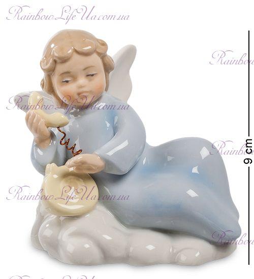 """Фигурка ангел с телефоном """"Pavone"""""""