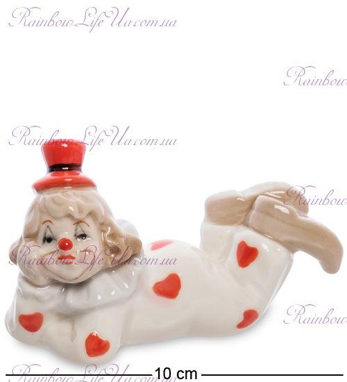 "Фигурка клоун в костюме сердца ""VS"""