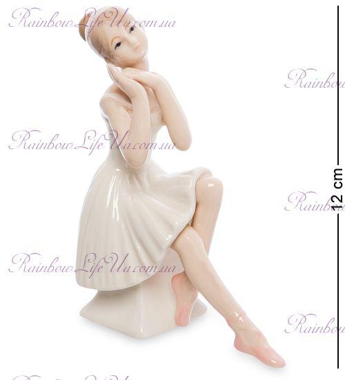 """Фигурка девушка балерина """"VS"""""""