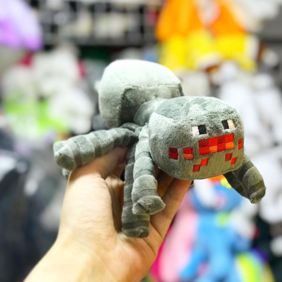 Майнкрафт Minecraft мягкие игрушки в ассортименте