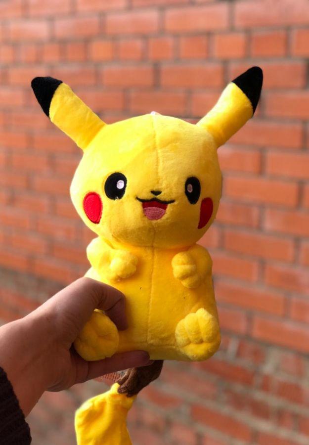 Покемон Пикачу 30 см мягка игрушка