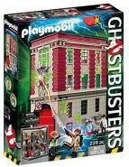 Игровой набор Playmobil 9219 Ghostbusters