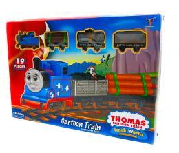 """Игровой набор  Железная дорога """"Томас и его друзья"""" (90х46 см)"""