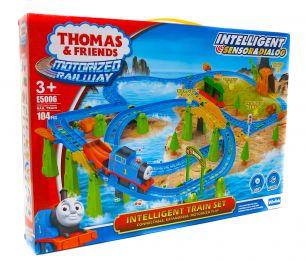 """Большой Игровой набор  Железная дорога """"Томас и его друзья"""" (104 дет.)"""
