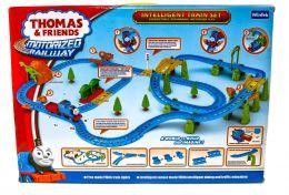 """(Сток по упаковке) Большой Игровой набор  Железная дорога """"Томас и его друзья"""" (104 дет.)"""
