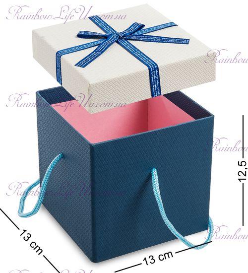 """Коробка подарочная с ручками """"Сюрприз"""""""