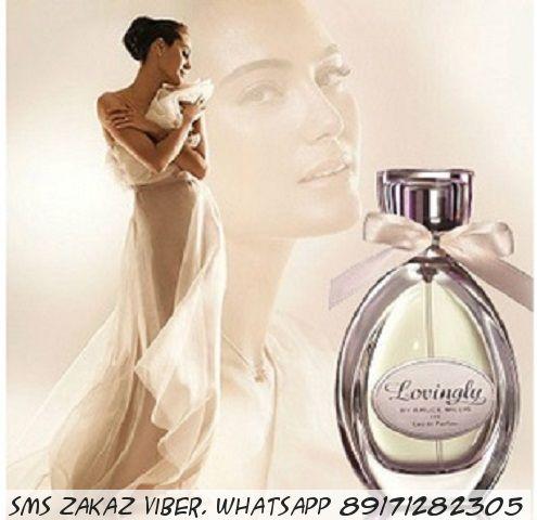 LOVINGLY - первый женский аромат от Брюса Уиллиса