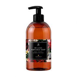 Мыло жидкое парфюмированное Milana Spring Bloom 300 мл- купить в Челябинске   Антибактериальное жидкое мыло цена