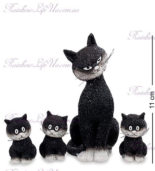 "Фигурка дружный ряд ""Cats in a row. Parastone"""
