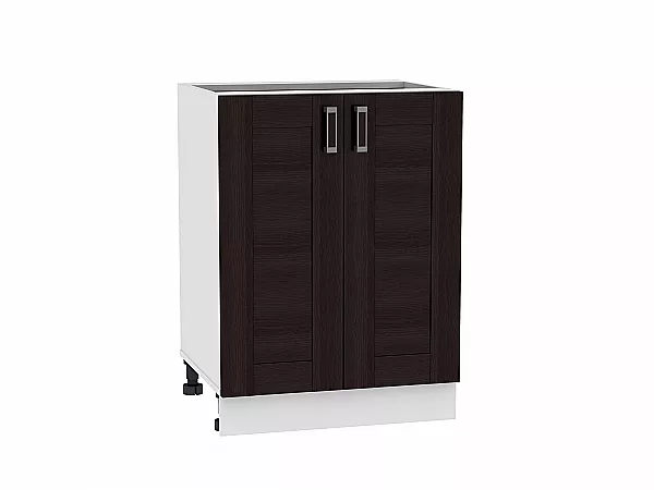 Шкаф нижний Лофт Н600 (Wenge Veralinga)