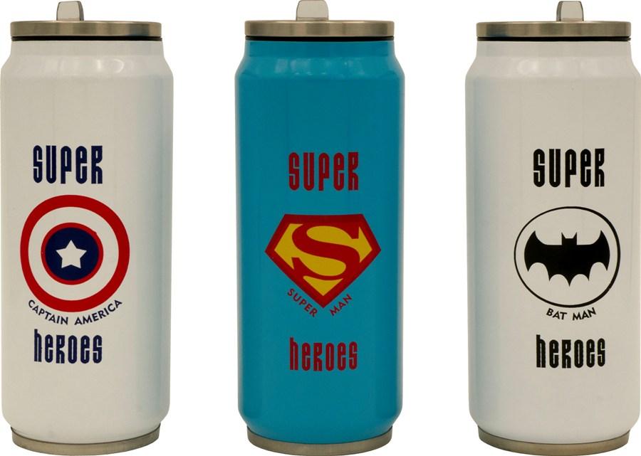 Термобанка Steel Super Heroes
